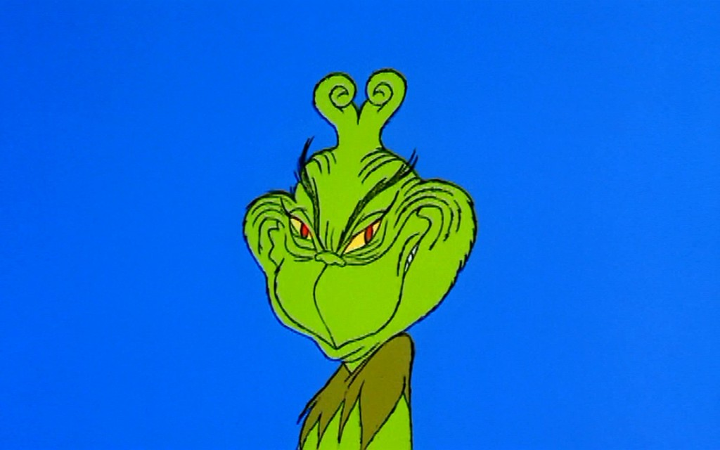 """The Grinch image  