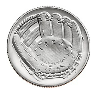 For the first time in ten years the United States won top honors with the Baseball Hall of Fame clad half dollar coin as the Krause Coin of the Year for coins dated 2014.