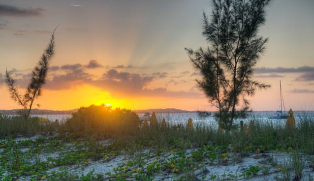 Gracee Bay Beach