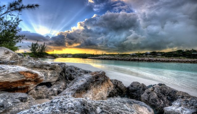 The Turks and Caicos Islands (TCI) are home to the third largest barrier reef in the world.