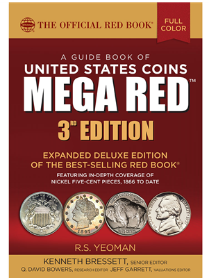 Third Deluxe Edition of Mega Red Now Available