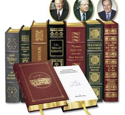 Easton Press Library of the Presidents