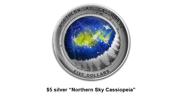 Northern Sky Cassiopeia