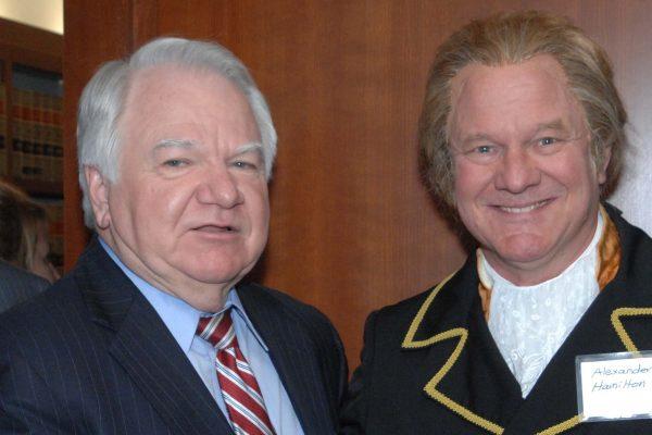 Alexander Hamilton & Richard F. Turner