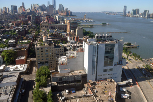 The Whitney Museum of American Art has come home to Greenwich Village.