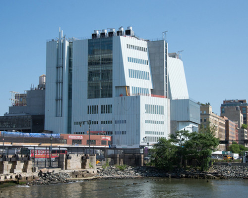 The Whitney Museum of American Art is kicking off the celebration of its new building with a block party sponsored by Macy's on May 2, 2015. It will also offer free admission to the museum from 10:30 a.m. to 10 p.m.