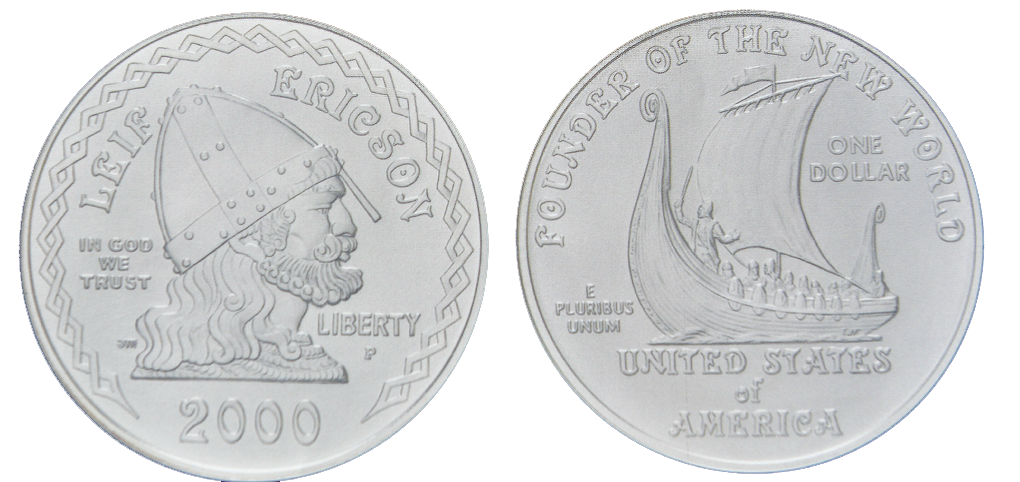 United States 1 Dollar Silver KM#313 Image