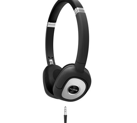 The Koss 330 Headphones are the best small headphone available at any price.