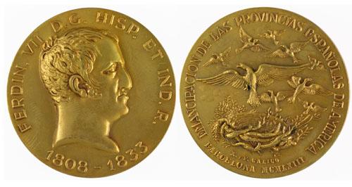 King Ferdinand VII, 1813 – 1833 Image