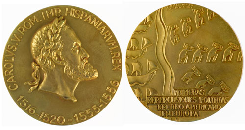 King Charles I, 1516-1556 Image