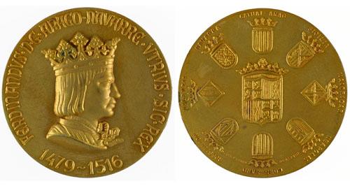 King Ferdinand II, 1479 – 1516  Image