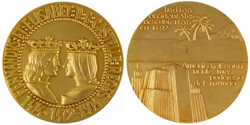 KingFerdinand & Queen Elizabeth, 1504 Image