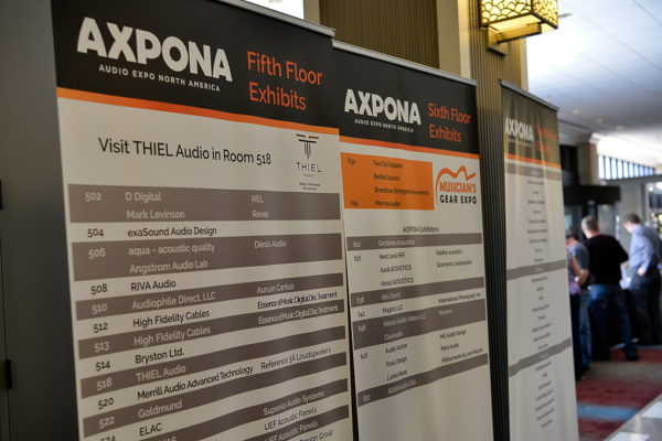 Audiophiles Gather at AXPONA in Chicago