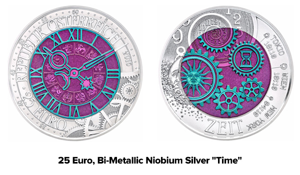 Best bi-metallic 2016 coin