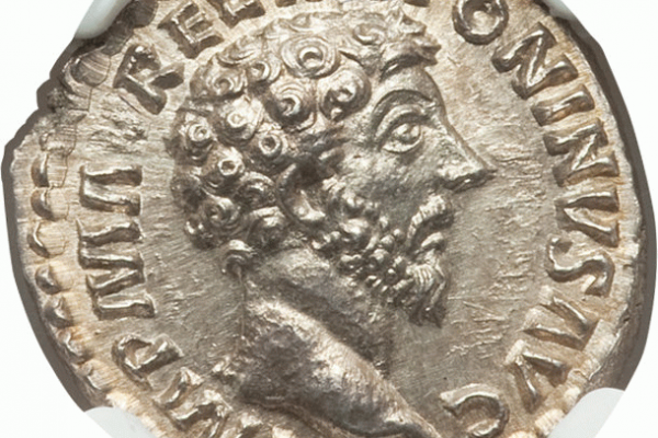 Denarius of Marcus